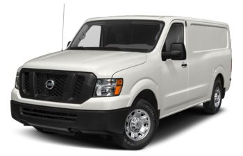 2020 Nissan NV Cargo NV2500 HD - Glacier White
