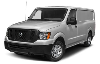 2020 Nissan NV Cargo NV2500 HD - Brilliant Silver Metallic