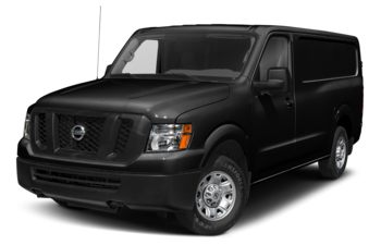 2020 Nissan NV Cargo NV2500 HD - Super Black