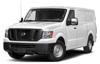 2020 Nissan NV Cargo NV3500 HD - Glacier White
