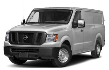 2021 Nissan NV Cargo NV3500 HD - Brilliant Silver Metallic