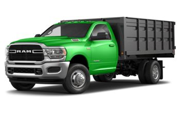 2020 RAM 3500 Chassis - Green Angel