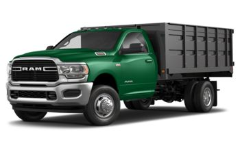 2020 RAM 3500 Chassis - Bright Green