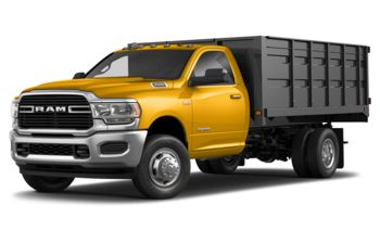 2020 RAM 3500 Chassis - Construction Yellow