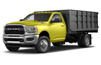 2020 RAM 3500 Chassis - National Safety Yellow