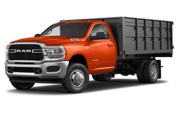 2019 RAM 3500 Chassis - Utility Orange