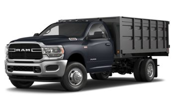 2020 RAM 3500 Chassis - Midnight Blue Pearl
