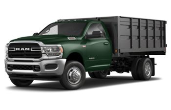 2020 RAM 3500 Chassis - Timberline Green Pearl