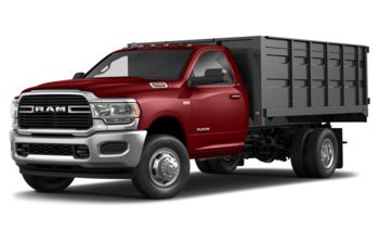 2020 RAM 3500 Chassis - Flame Red