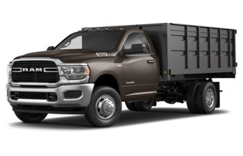 2019 RAM 3500 Chassis - Dark Brown