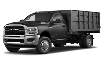 2020 RAM 3500 Chassis - Black