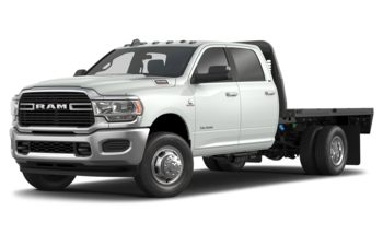 2019 RAM 3500 Chassis Cab 4491 kg (9900 lb) GVWR - Bright White