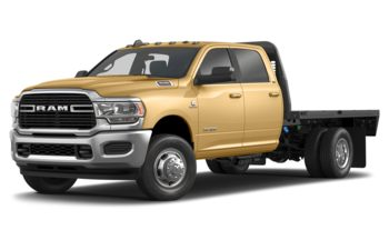 2019 RAM 3500 Chassis Cab 4491 kg (9900 lb) GVWR - Light Cream