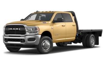 2019 RAM 3500 Chassis - Light Cream