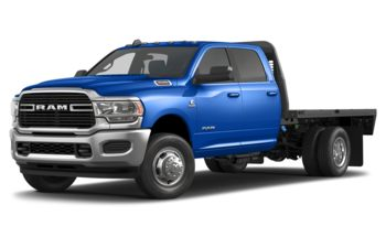 2020 RAM 3500 Chassis - Holland Blue