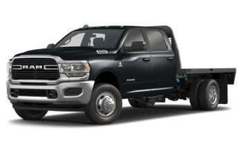 2019 RAM 3500 Chassis Cab 4491 kg (9900 lb) GVWR - Maximum Steel Metallic