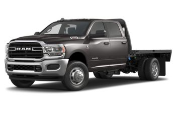 2019 RAM 3500 Chassis - Granite Crystal Metallic