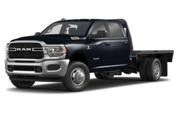 2019 RAM 3500 Chassis Cab 4491 kg (9900 lb) GVWR - Midnight Blue Pearl