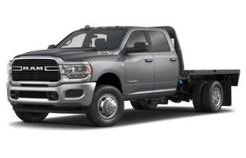 2020 RAM 3500 Chassis - Billet Silver Metallic