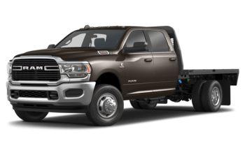 2019 RAM 3500 Chassis - Walnut Brown Metallic