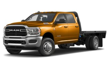 2020 RAM 3500 Chassis - Power Tan