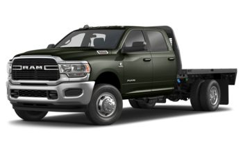 2021 RAM 3500 Chassis - Olive Green Pearl