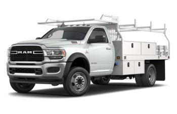 2020 RAM 4500 Chassis - N/A