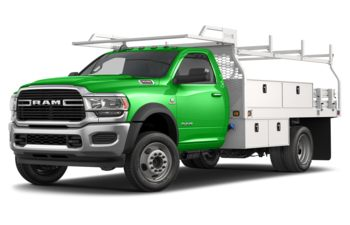 2020 RAM 4500 Chassis - Green Angel