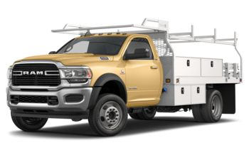 2020 RAM 4500 Chassis - Light Cream