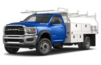 2020 RAM 4500 Chassis - Holland Blue