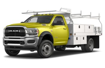 2020 RAM 4500 Chassis - National Safety Yellow