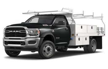 2020 RAM 4500 Chassis - Maximum Steel Metallic
