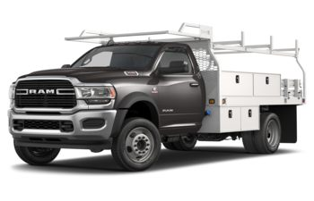 2020 RAM 4500 Chassis - Granite Crystal Metallic