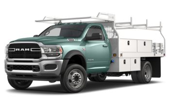 2020 RAM 4500 Chassis - Light Green