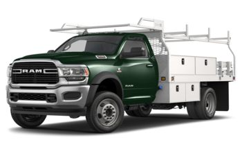 2020 RAM 4500 Chassis - Timberline Green Pearl
