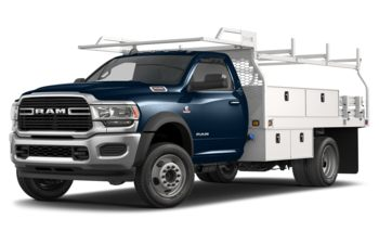 2020 RAM 4500 Chassis - Patriot Blue Pearl