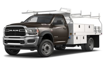 2020 RAM 4500 Chassis - Walnut Brown Metallic