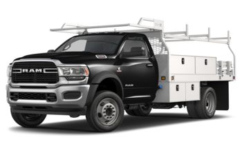 2020 RAM 4500 Chassis - Black