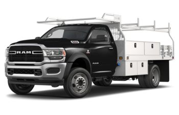2020 RAM 4500 Chassis - Diamond Black Crystal Pearl