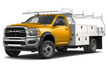2020 RAM 4500 Chassis - Detonator Yellow