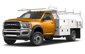 2020 RAM 4500 Chassis - Power Tan