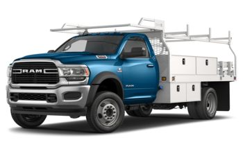 2020 RAM 4500 Chassis - Hydro Blue Pearl