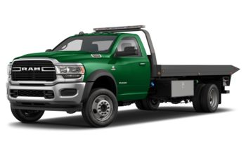 2021 RAM 5500 Chassis - Bright Green