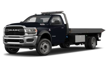 2021 RAM 5500 Chassis - Midnight Blue Pearl