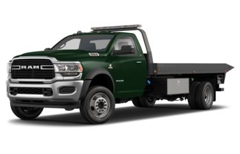 2021 RAM 5500 Chassis - Timberline Green Pearl