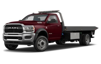 2021 RAM 5500 Chassis - Red Pearl