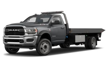 2020 RAM 5500 Chassis - Billet Silver Metallic