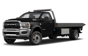 2021 RAM 5500 Chassis - Black
