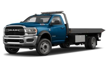 2021 RAM 5500 Chassis - Hydro Blue Pearl