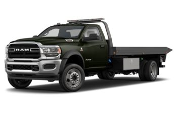 2021 RAM 5500 Chassis - Olive Green Pearl